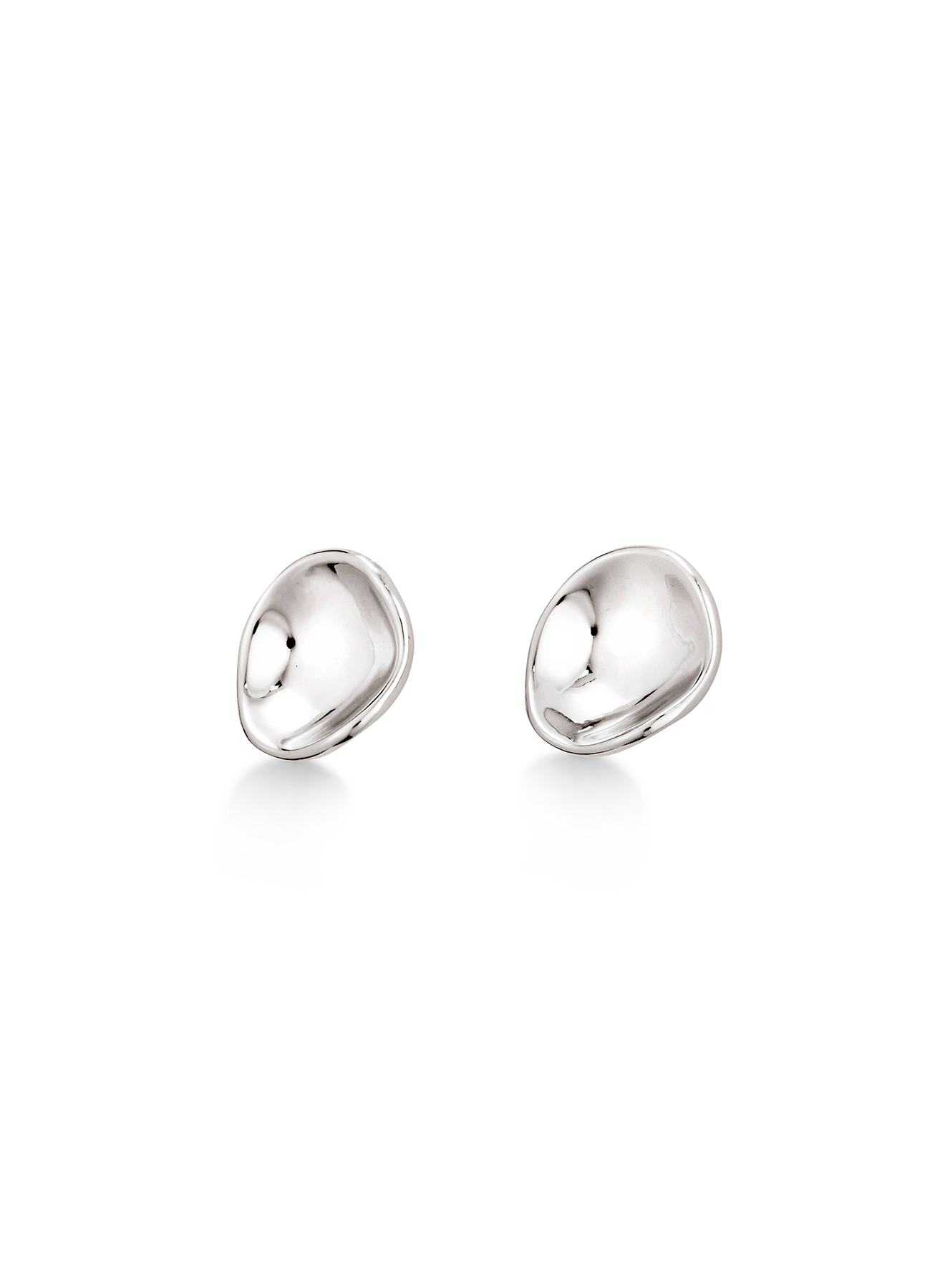 Gaia Earrings Silver