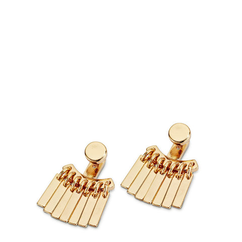 raya ear jackets gold