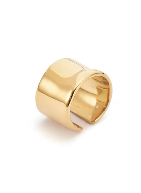 Ora Ring | 14k Gold Dipped