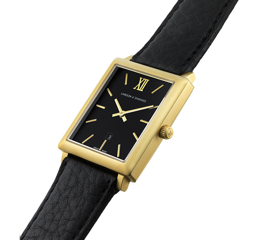 Larsson and Jennings-NORSE LARGE | GOLD-Watches--ZANE-Toronto-Canada