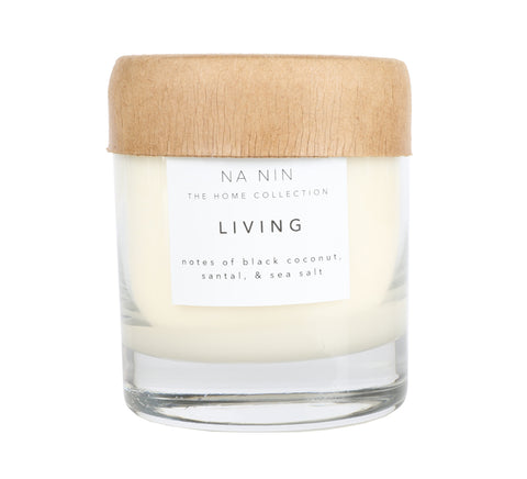 Living Candle 8oz