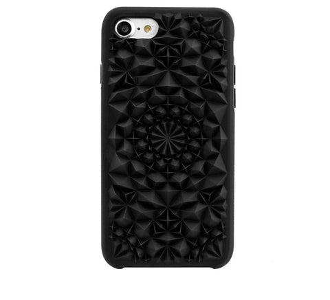 Kaleidoscope iPhone Case, Matte