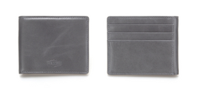 Men's Classic Wallet Grey