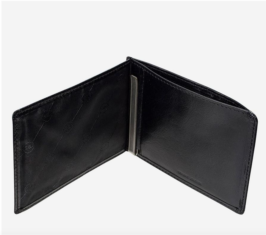 Perez Mens Wallet Black