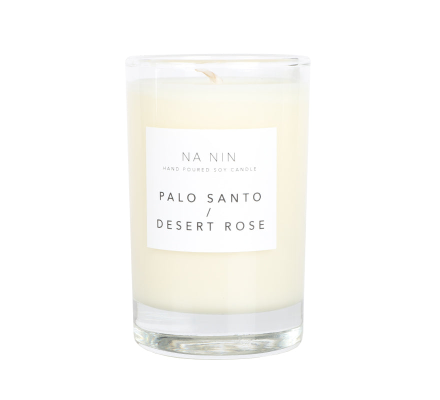 Palo Santo/Desert Rose Candle 5oz