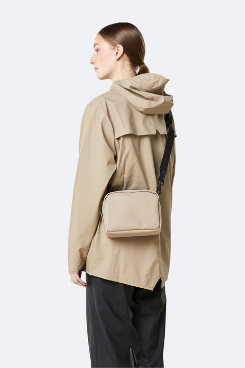 Box Bag Beige