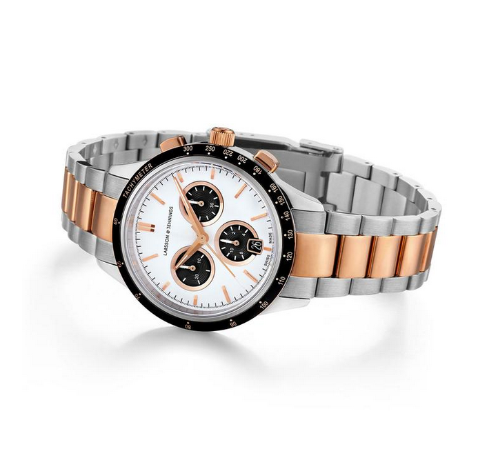 Rally Vasa Link 38MM Rose