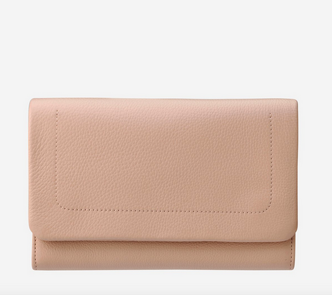Remnant Wallet Dusty Pink