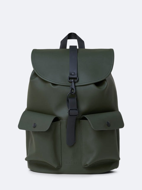 Camp Backpack Green