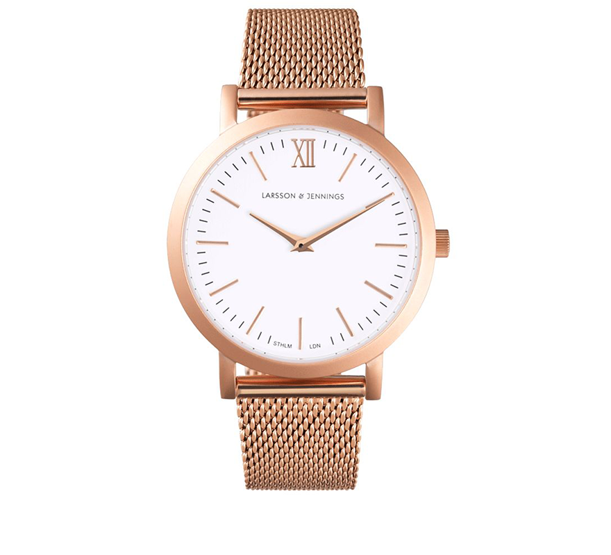 LUGANO CM 33mm ROSE