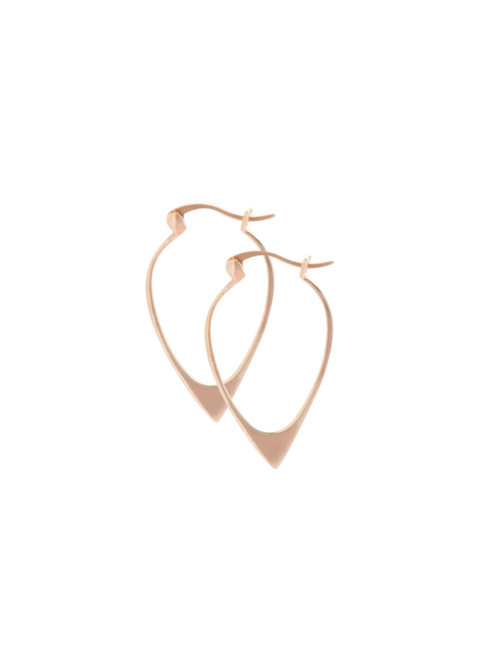 Ariam Earrings Gold Small