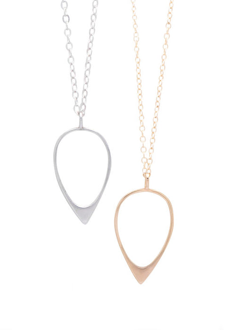 Ariam Necklace Small Gold