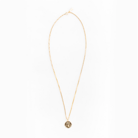 Libra Necklace | 14k Gold Dipped Plus
