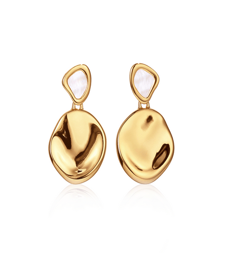 Catalina Earrings - Gold