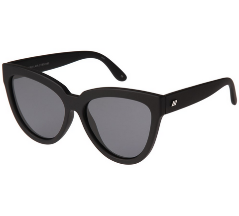 Liar Lair Black Rubber Polarized