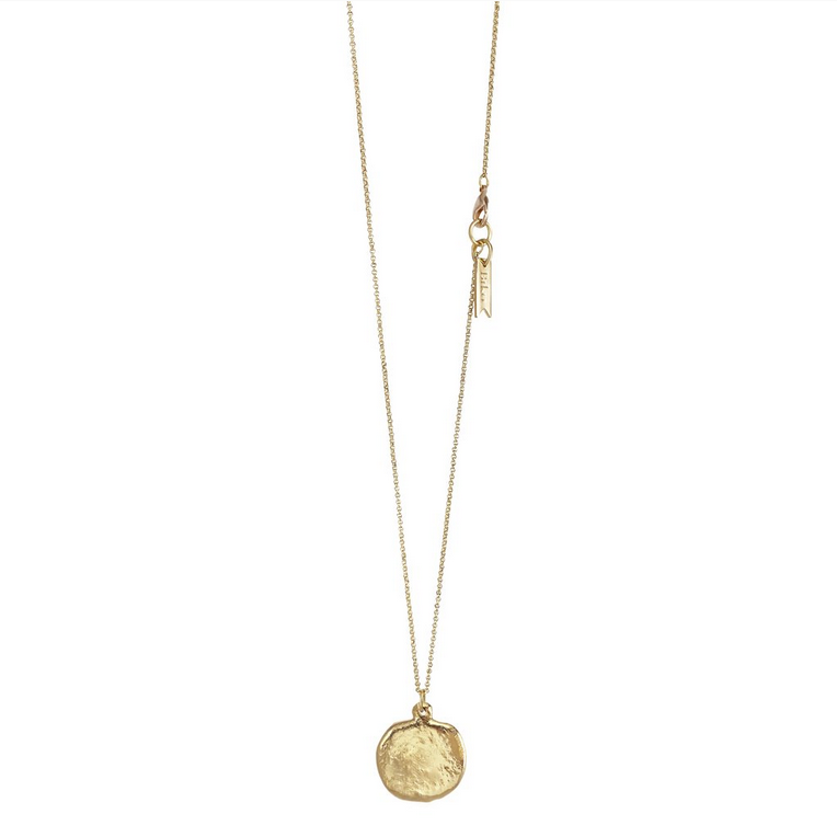 Moonwalk Pendant Gold