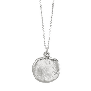 Moonwalk Pendant Silver