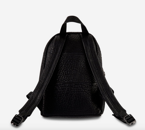 Racketeer Bag Black Bubble