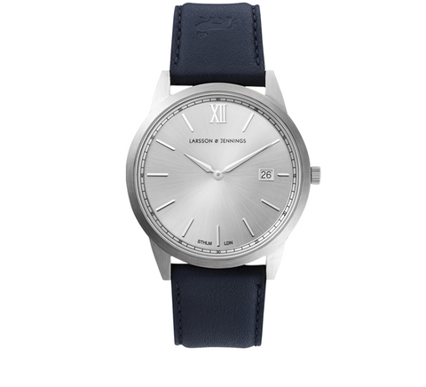 Larsson and Jennings-SAXON | S II-Watches-Silver-ZANE-Toronto-Canada