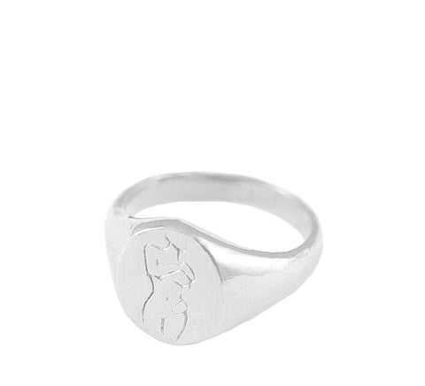 Wolf Circus-Femme Ring, Silver-Jewelry-6-ZANE-Toronto-Canada