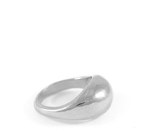Magnes Ring, Silver