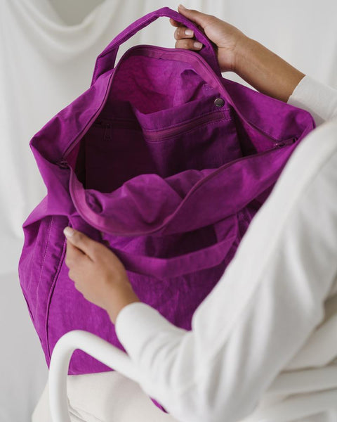 Travel Cloud Bag Orchid