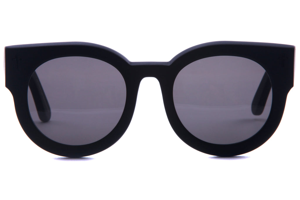 A DEAD COFFIN CLUB Matte Black/ Black Lens