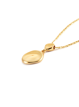 Thea Pendant Small Gold