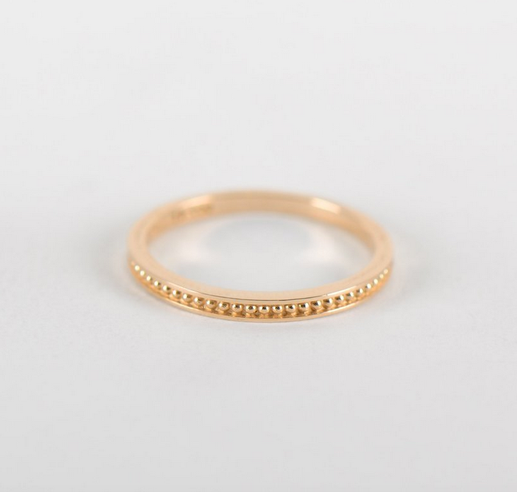 Abacus Ring 14K