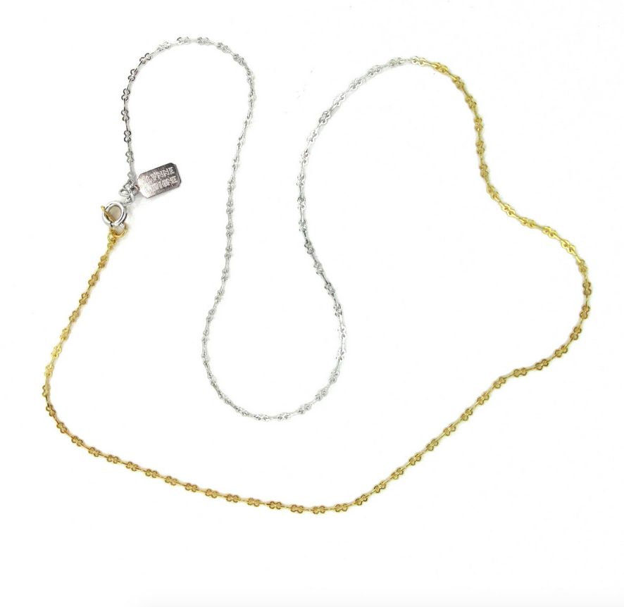 2Tone Chasse Necklace