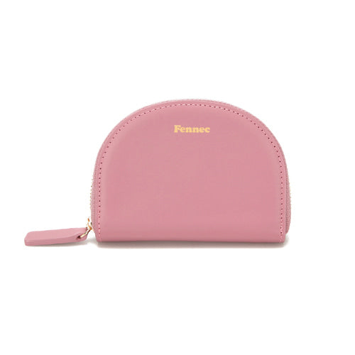 Halfmoon Pocket Wallet Rose Pink