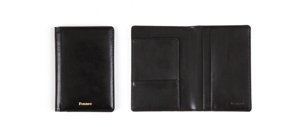 Passport Case Black