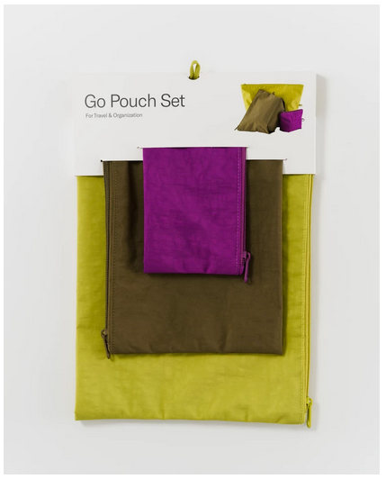 Go Pouch Set Jewels