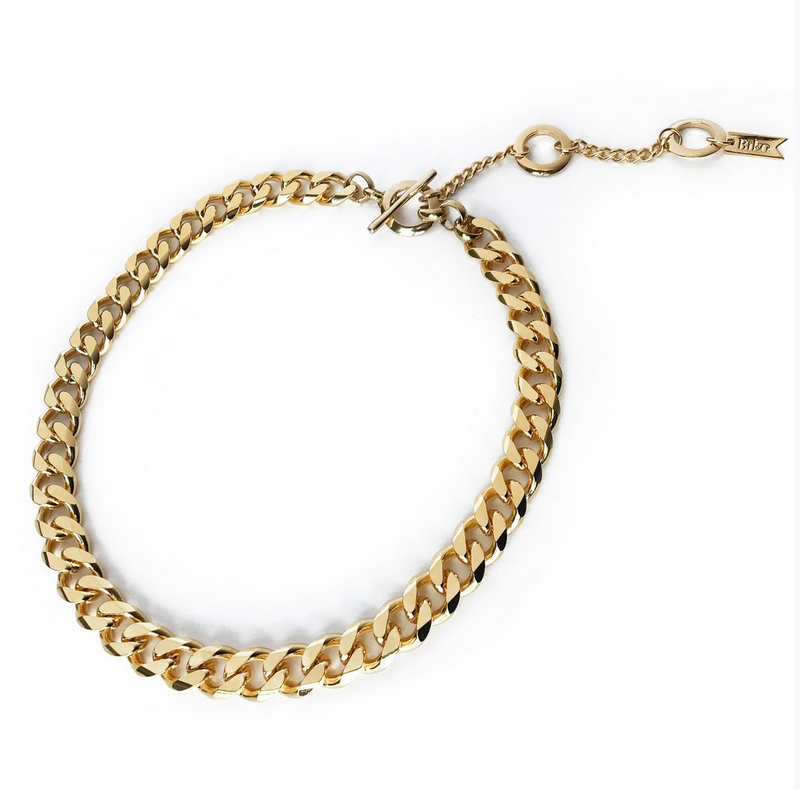 Rebel Collar Gold