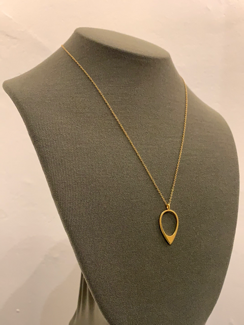 Ariam Necklace | Small | Gold