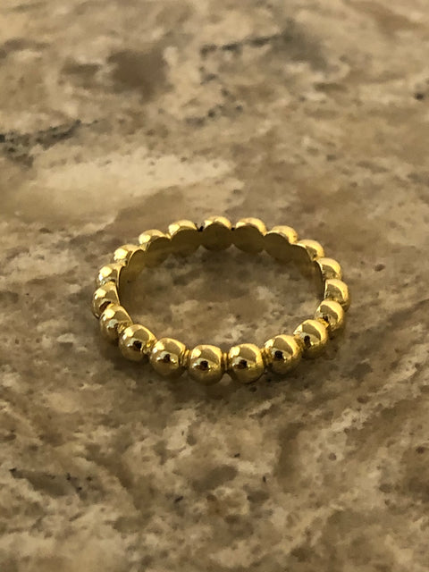 Rory Ring | 18K Gold Dipped