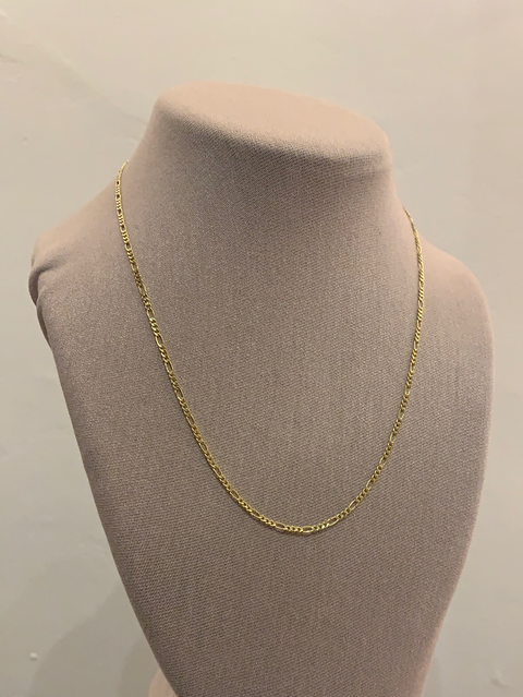Figaro Chain | Thin