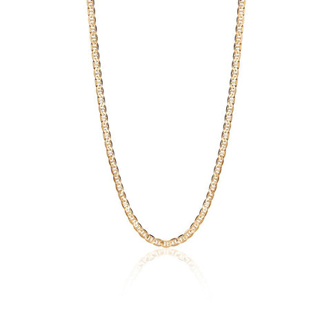 Bobbi Necklace | 14K Dipped Gold