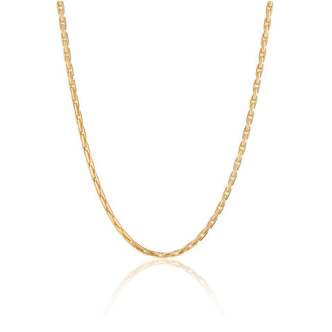 Constance Chain | Necklace | 14K Gold Dipped
