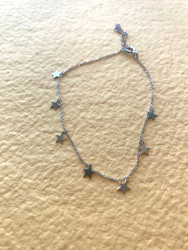 Little Star Bracelet Silver