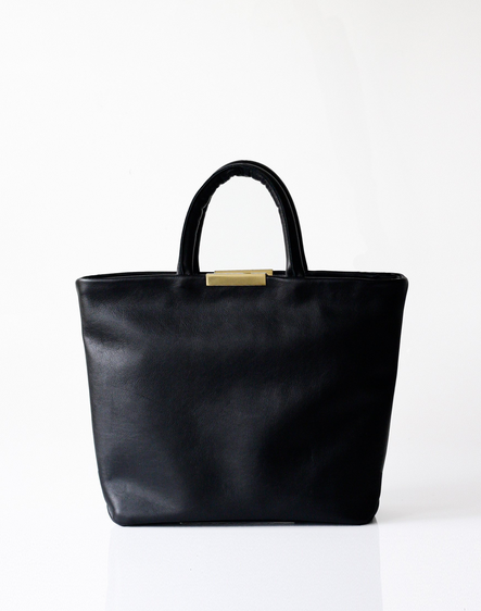 Meena Mini Tote Black