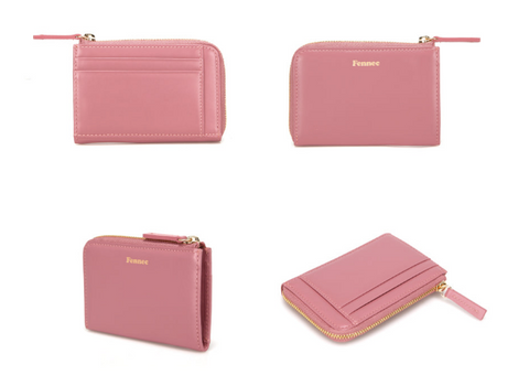 Mini Wallet 2 Rose Pink