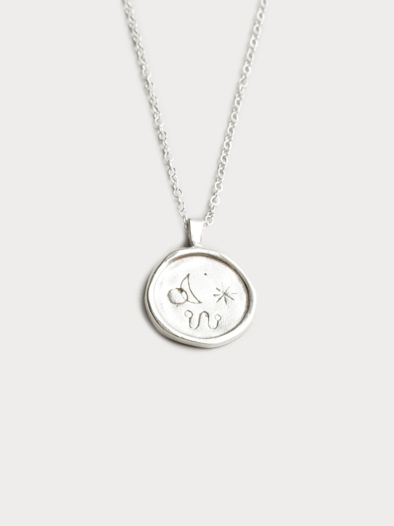 Miro Necklace Silver