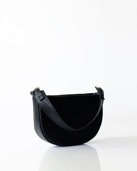 Paloma Saddle Black