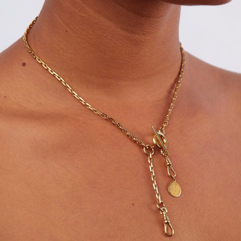 C.I.Y Chain Gold