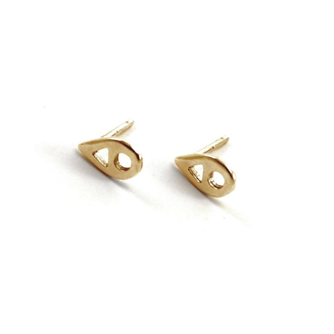 Drop Earrings Gold