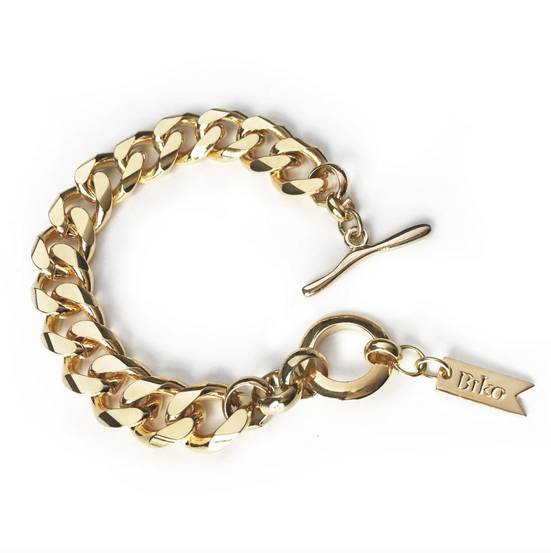 Rebel Bracelet Gold