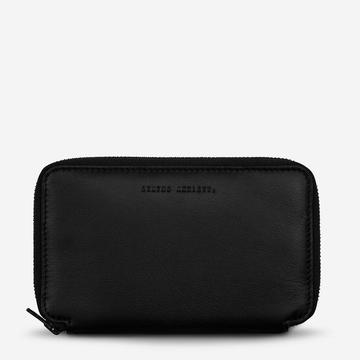Vow Travel Wallet Black