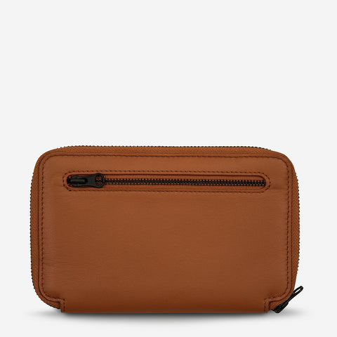 Vow Travel Wallet Camel