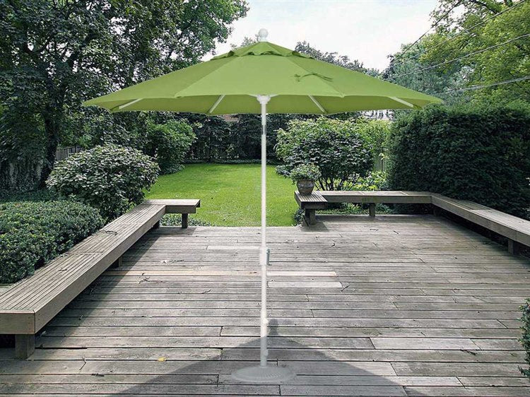 Treasure Garden 9' Push Button Tilt Umbrella